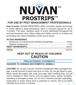 Nuvan Label Closeup