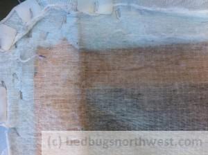 Abandoned mattress NW Portland